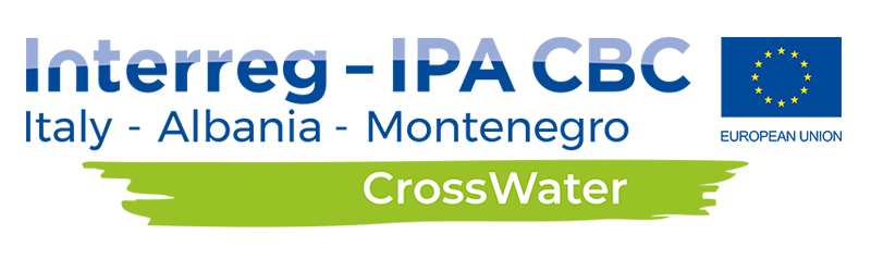 CrossWater footer logo